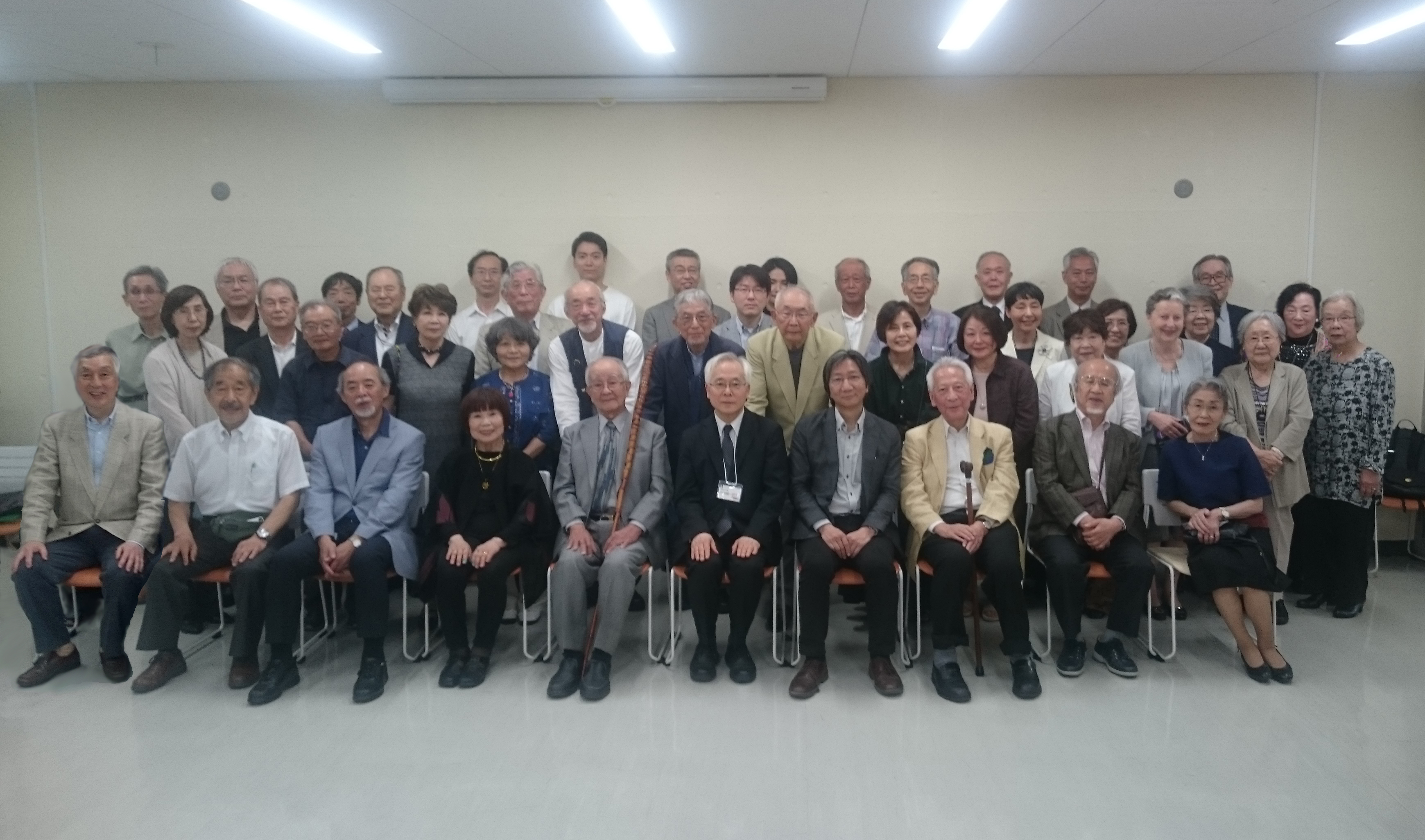 Alumni-Meeting of the GTSC, May 2019